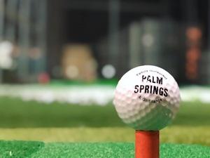 PALM SPRINGS Family restaurant & Golf rangeの写真